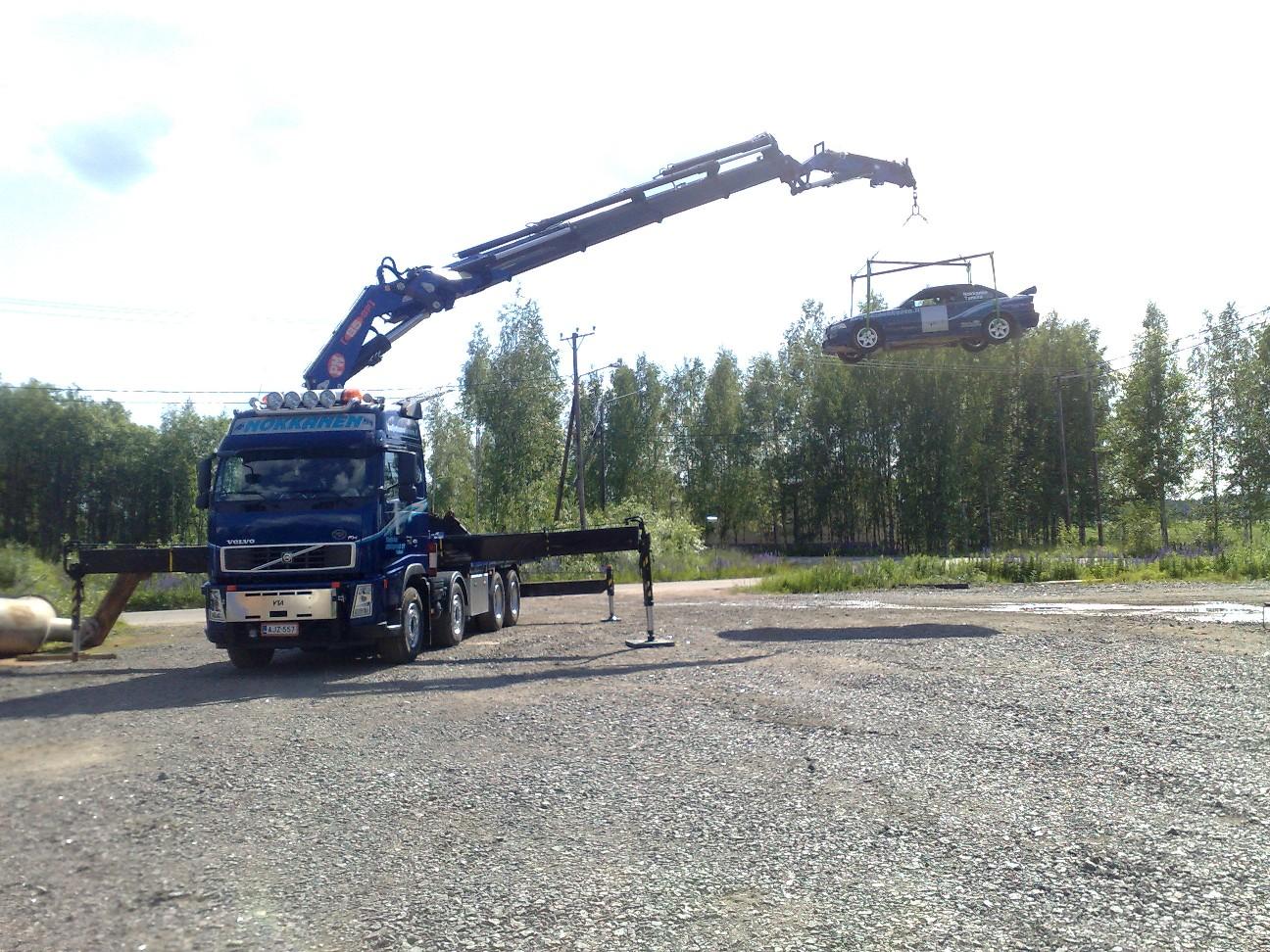 Volvo + PM85